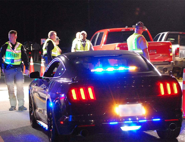 What happens immediately after a dui arrest?